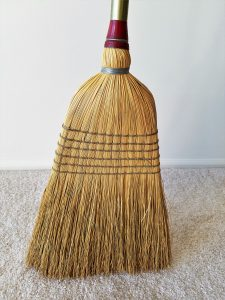 The Broom Maker - Blue Water Healthy Living
