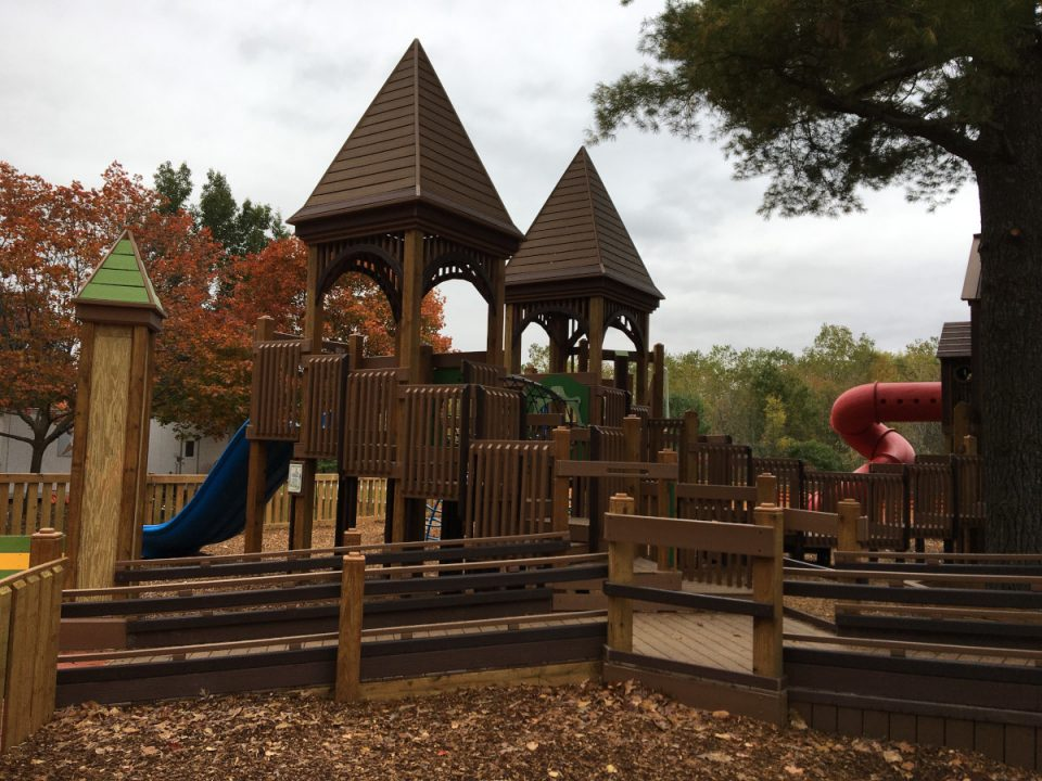 Renovated Imagination Station in St. Clair