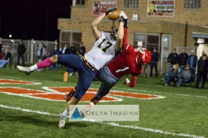 Port Huron Northern TE/DE Braiden McGregor