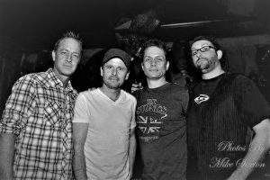 The St. Clair based band The Gobies