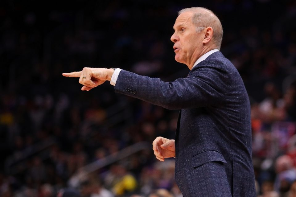 John Beilein resigned on Wednesday as head coach of the Cleveland Cavaliers, the NBA club announced - Gregory Shamus / ©AFP
