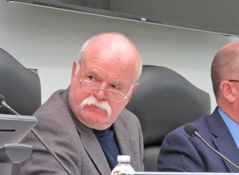 Marysville council member Paul Wessel will not be one of the three members at the March 23 meeting.