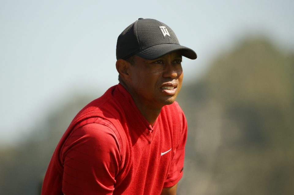 Tiger Woods, a 15-time major champion, was among 10 people named by the World Golf Hall of Fame as finalists for induction in 2021 - Katelyn Mulcahy / ©AFP