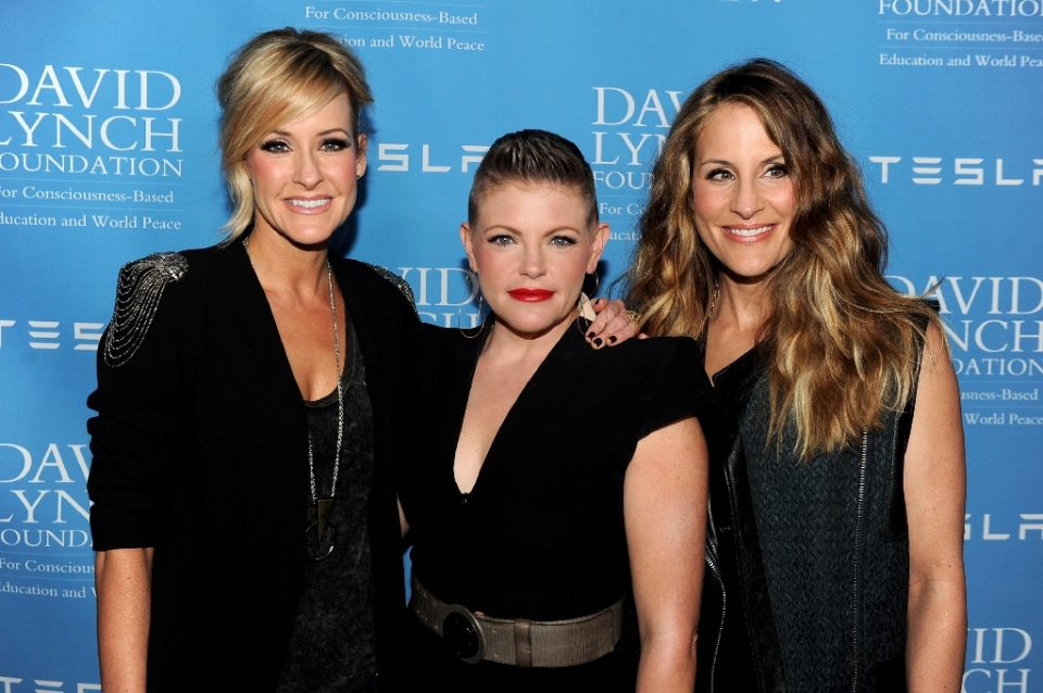 The Dixie Chicks (AFP)