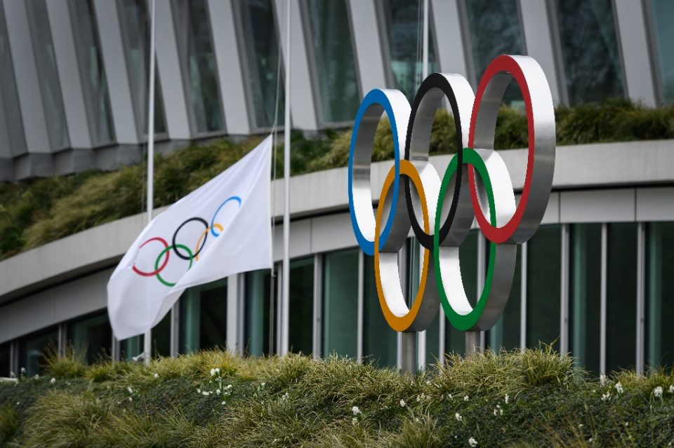 The International Olympic Committee acknowledged which way the wind was blowing - FABRICE COFFRINI / ©AFP