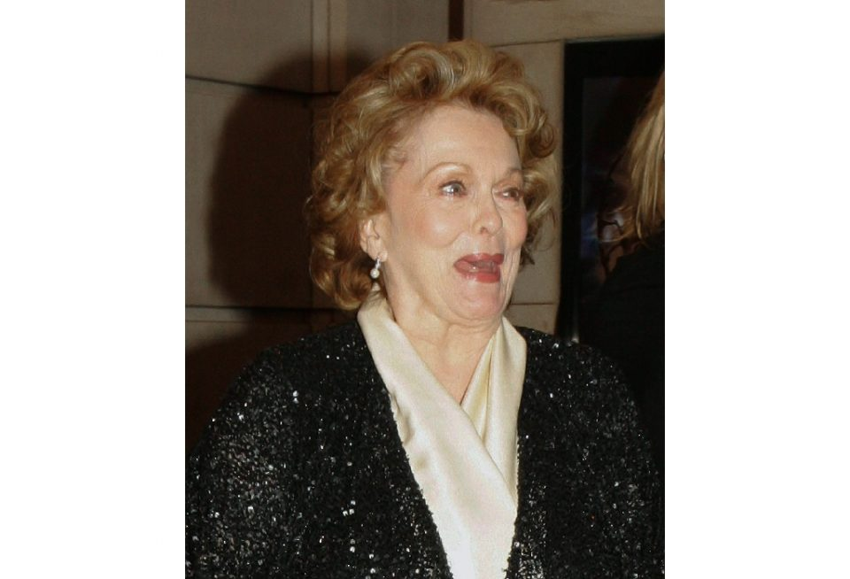 Actress and rights activist Shirley Douglas - here in 2006 - spend her acting career between the Canada and Hollywood, where she worked with big-name directors like Stanley Kubrick and David Cronenberg - Jim Ross / ©AFP