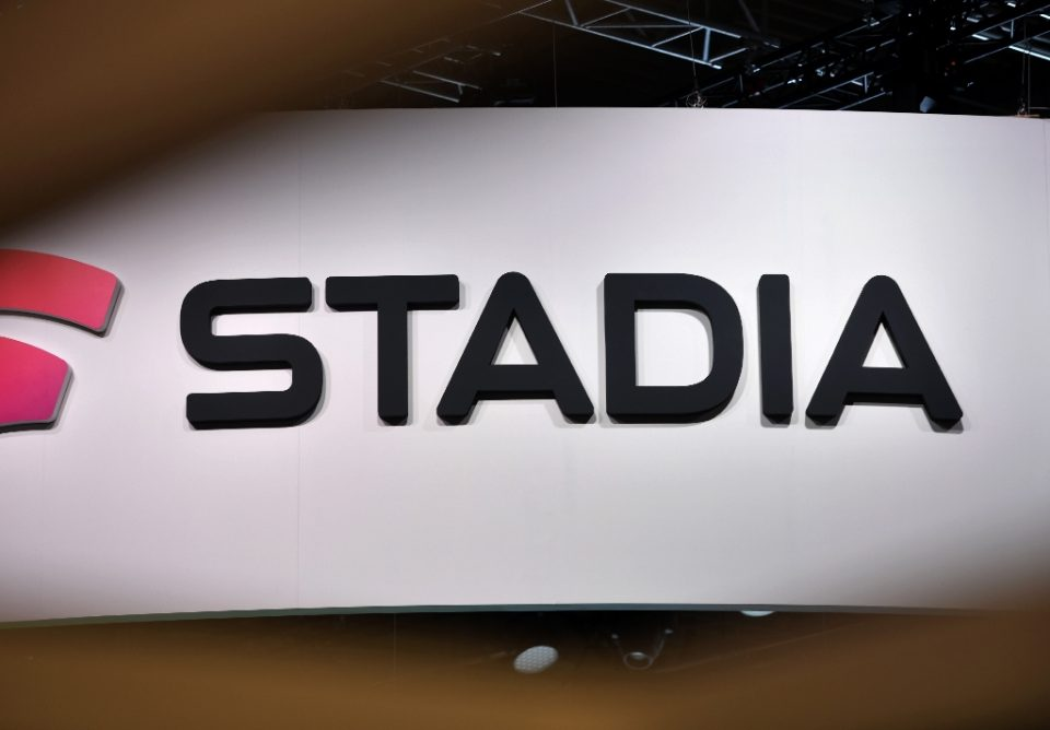 Google is offering its Stadia online game service for free during the pandemic - INA FASSBENDER / ©AFP