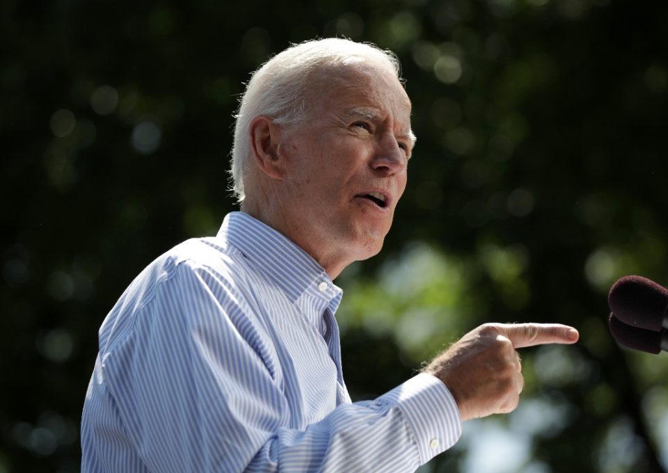 Former US Vice President Joe Biden Biden strongly defended his ties to the African-American community - Dominick Reuter / ©AFP