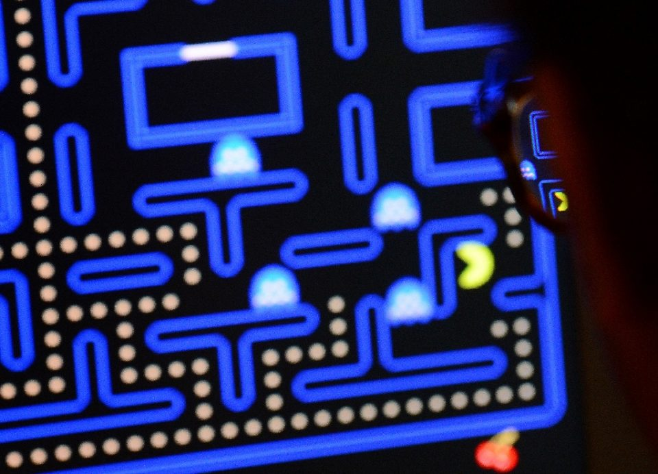 From humble beginnings, Pac-Man became the most successful video game of all time - EMMANUEL DUNAND / ©AFP