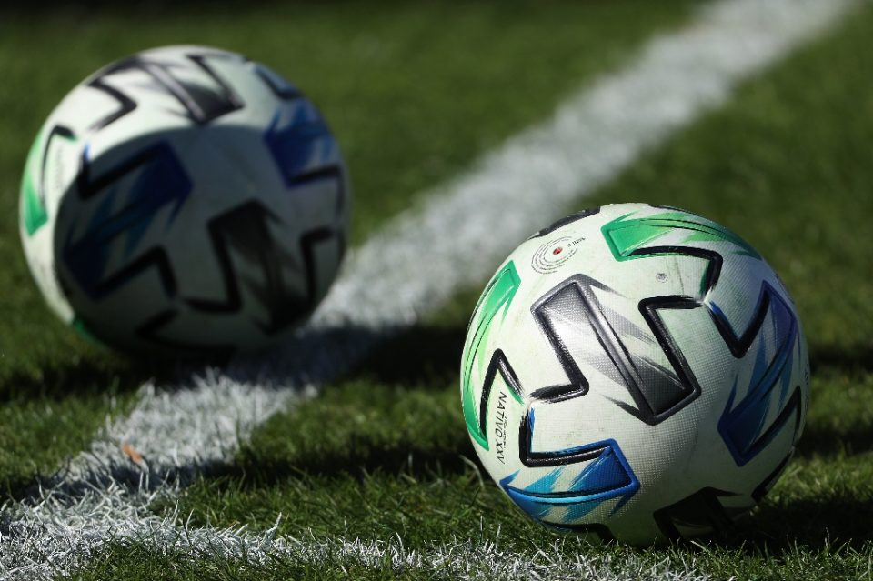 Major League Soccer balls such as these could be rolling across fields in Orlando as part of a 26-team event if the league and players can agree on a planned tournament, according to reports - Patrick Smith / ©AFP