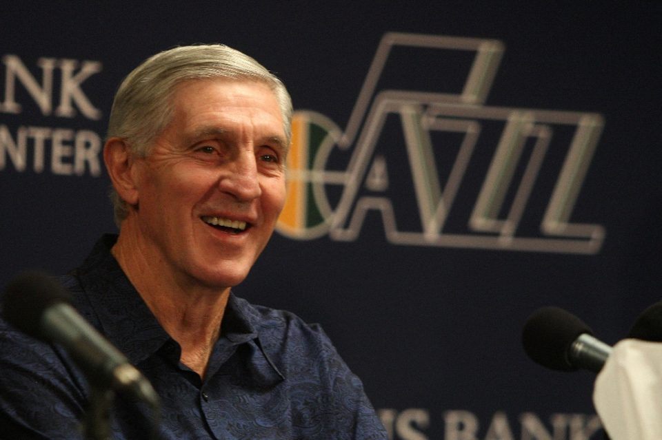 Former Utah Jazz head coach Jerry Sloan died Friday at age 78, the NBA club announced - Melissa Majchrzak / ©AFP