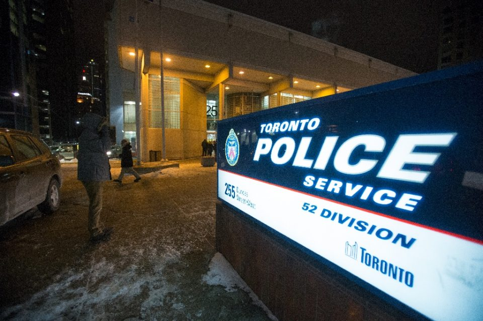 """""""Canadian police lay terrorism charges against a 17-year-old boy for an alleged misogynist """"incel""""-inspired murder. - GEOFF ROBINS / ©AFP"""""""