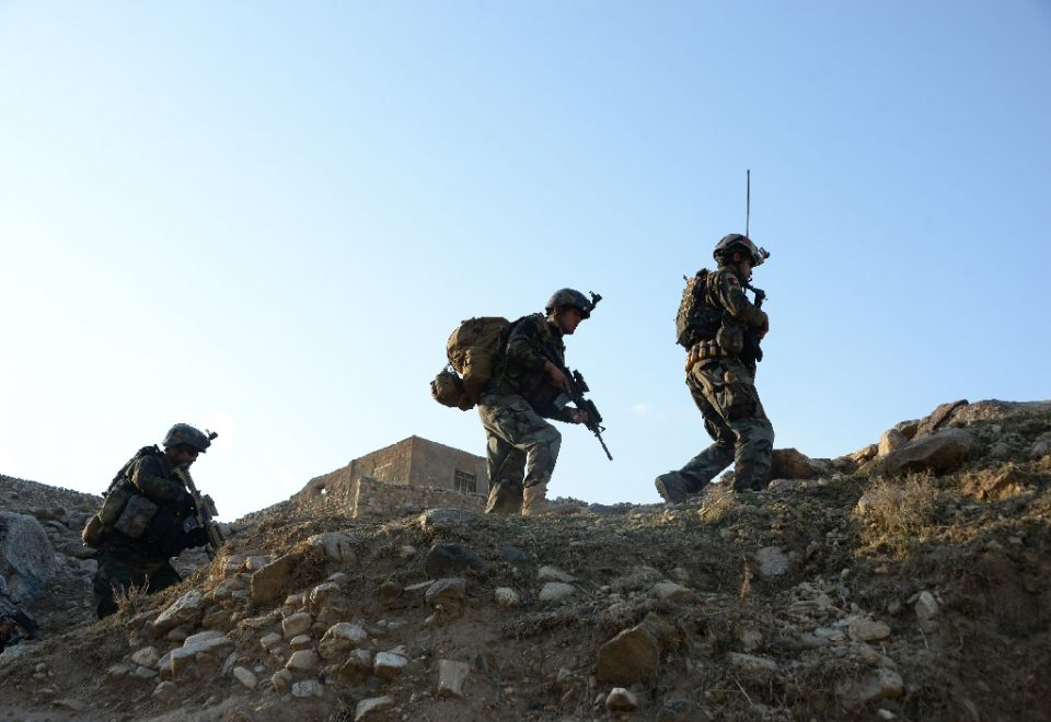 US troops have been in Afghanistan for nearly 20 years - NOORULLAH SHIRZADA / ©AFP