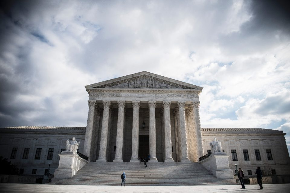 The Supreme Court will hear the fresh challenge to Obamacare in its next term starting October - Eric BARADAT / ©AFP