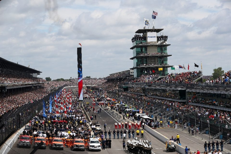 Indianapolis Motor Speedway officials said Friday they plan to safely stage the Indianapolis 500 on August 23 with 50% spectator capacity at an event that typically fills 250,000 seats and can pack up to 400,000 people around the famed 2.5-mile oval - Chris Graythen / ©AFP