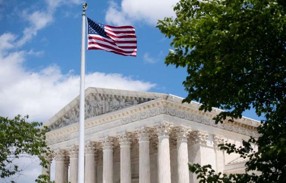 The US Supreme Court rebuffed a challenge to plans to resume executions by the federal government after a 17-year break - SAUL LOEB / ©AFP