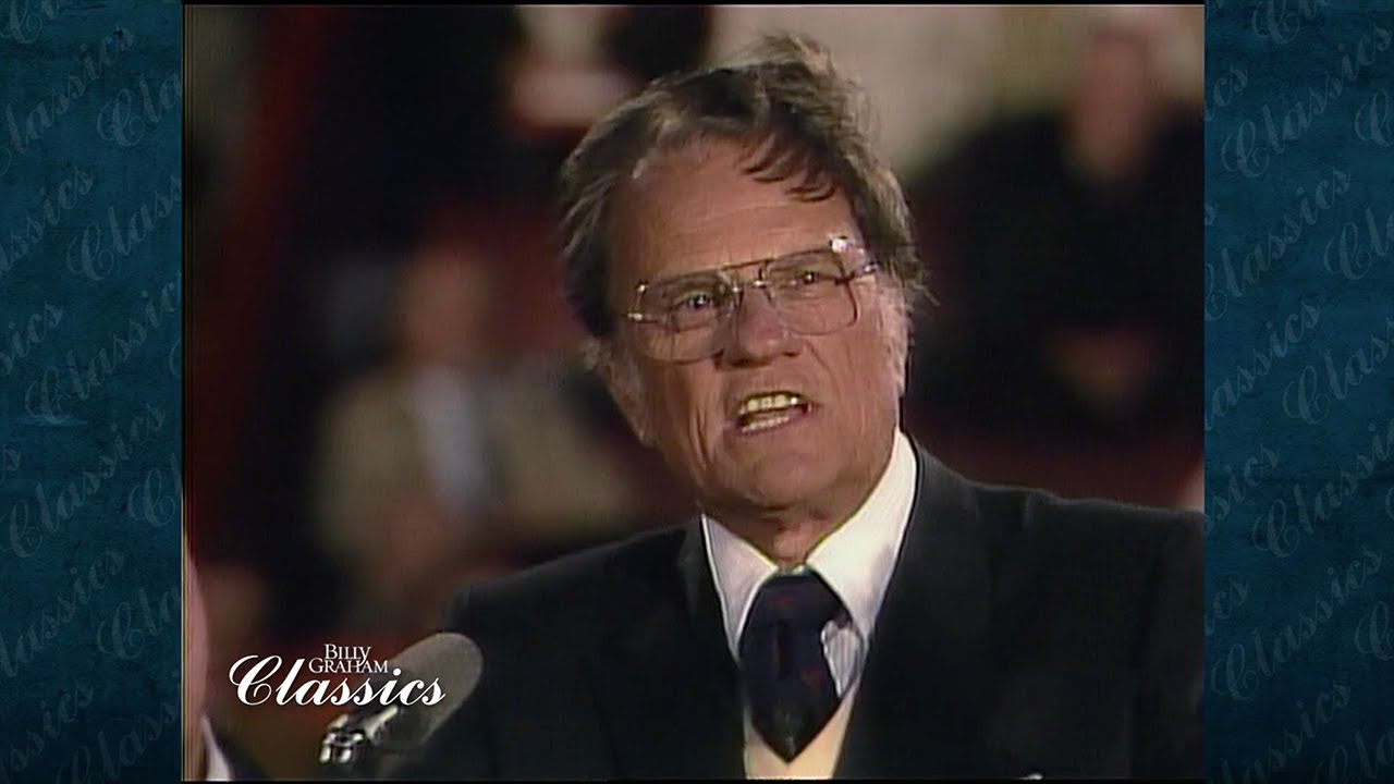 How to Have a Happy Home   Billy Graham Classic – Blue Water ...