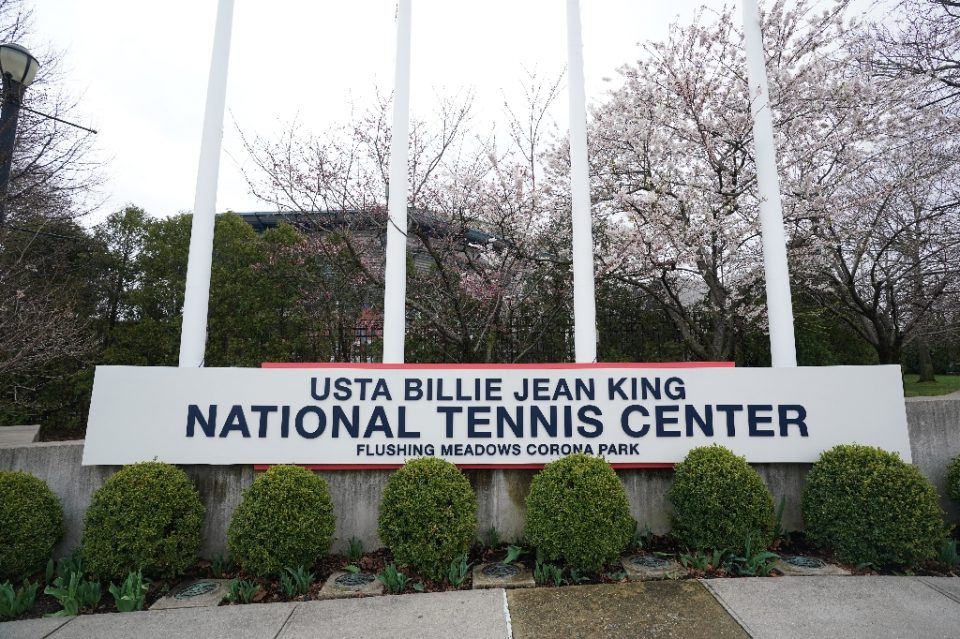 US Tennis Association officials said Friday they are confident in their health and safety plans to stage the US Open starting August 31 at the National Tennis Center in New York (AFP Photo/Bryan R. Smith)