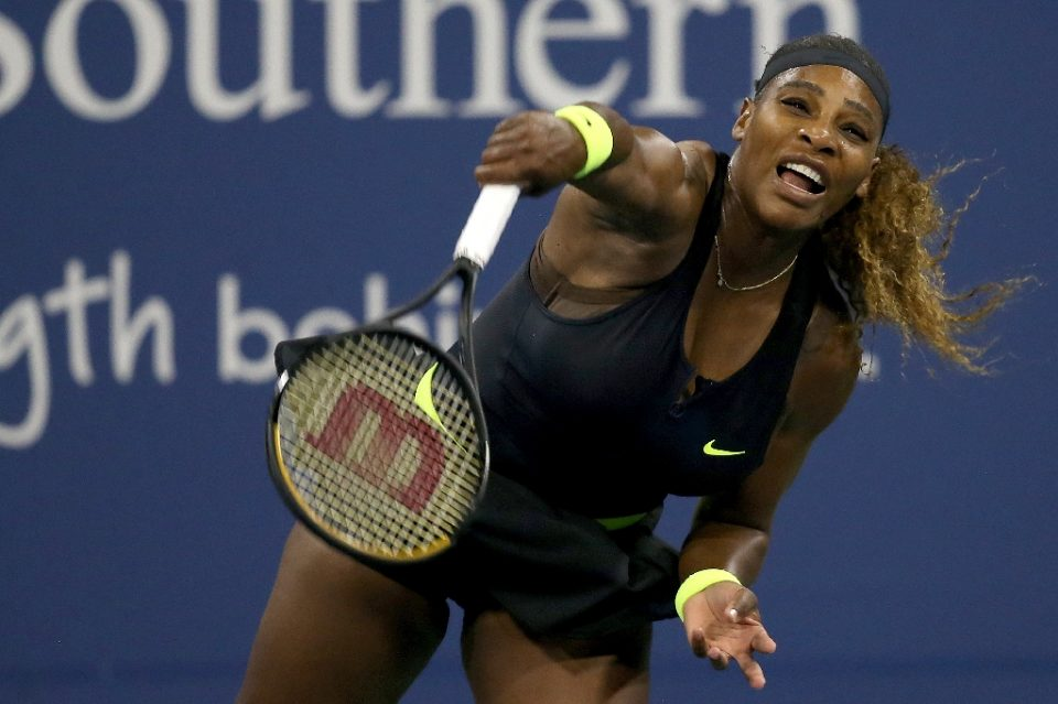 Serena Williams arrives at the US Open seeking a record-equalling 24th Grand Slam title -- but her first in more than three years - MATTHEW STOCKMAN / ©AFP