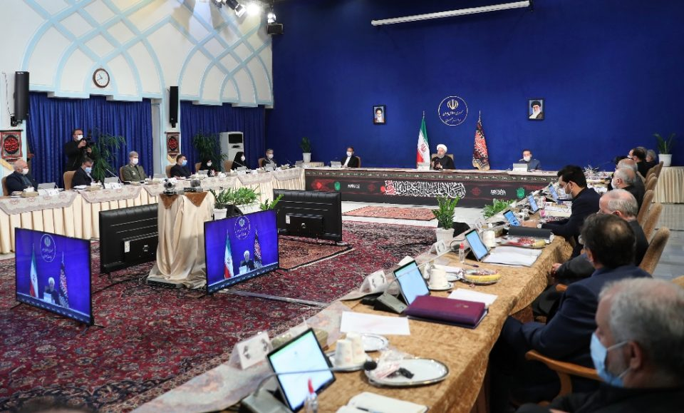 """Iran says the sanctions brought back by the Trump administration breach the 1955 """"Treaty of Amity"""" - Handout / ©AFP"""