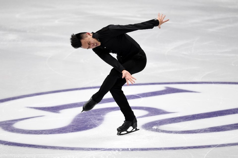 Canada's Nam Nguyen, second at last year's Skate Canada International, will not have the chance to win this year after the 2020 edition of the meet, planned for Ottawa, was canceled on Wednesday - Jung Yeon-je / ©AFP