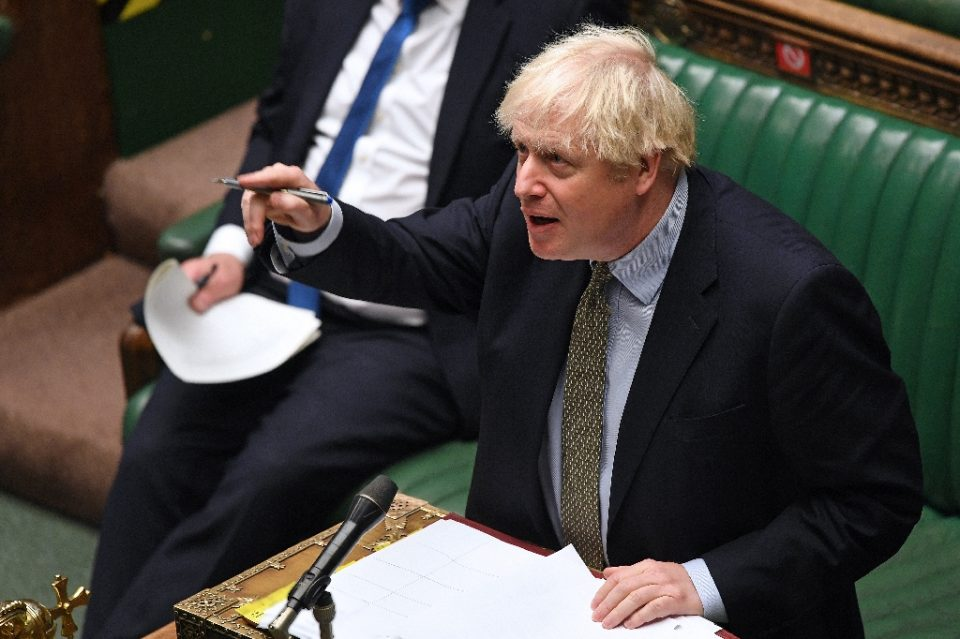 "Boris Johnson on Friday kept the door open to more Brexit talks but insisted Britain was ready to slam it shut unless the EU offers ""fundamental change"" - JESSICA TAYLOR / ©AFP"