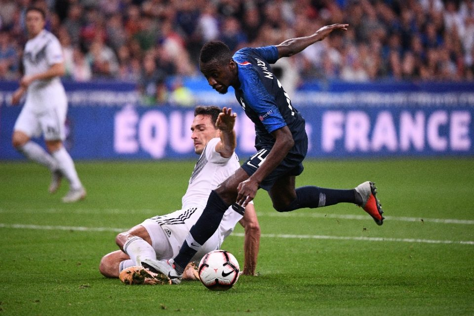 French World Cup winner Blaise Matuidi hopes his big-game experience can help carry Inter Miami into the MLS playoffs - FRANCK FIFE / ©AFP