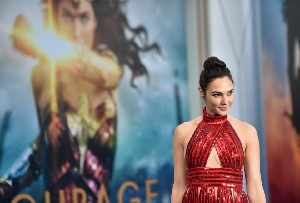 """The sequel to 2017's $800-million-grossing """"Wonder Woman"""" will see Gadot reprise the title role as one of the comic book universe's biggest female superheroes - Frazer Harrison / ©AFP"""