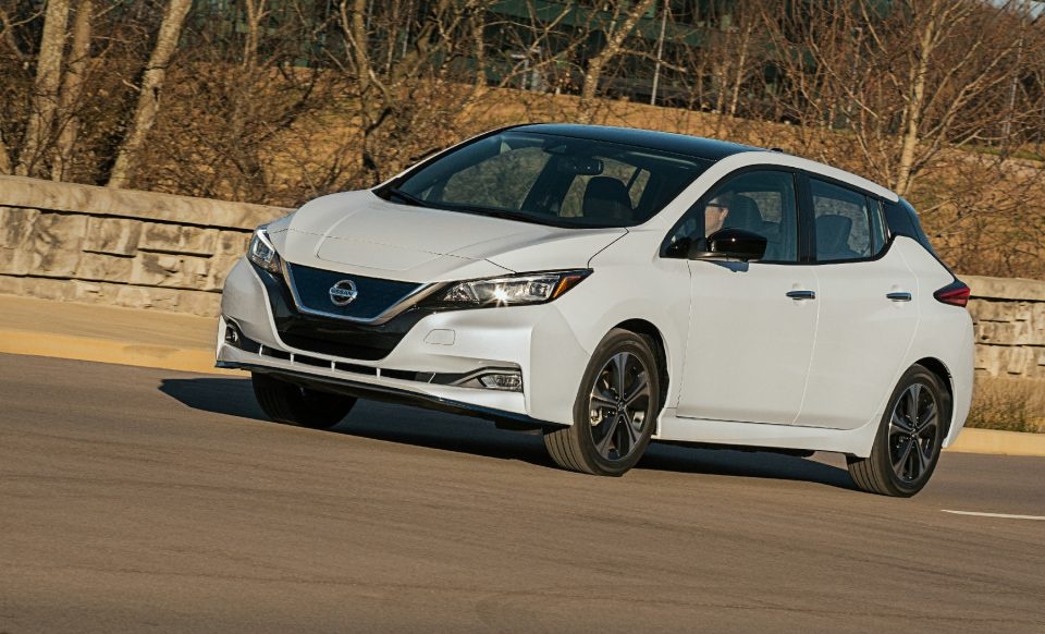 View the Nissan Leaf this week.