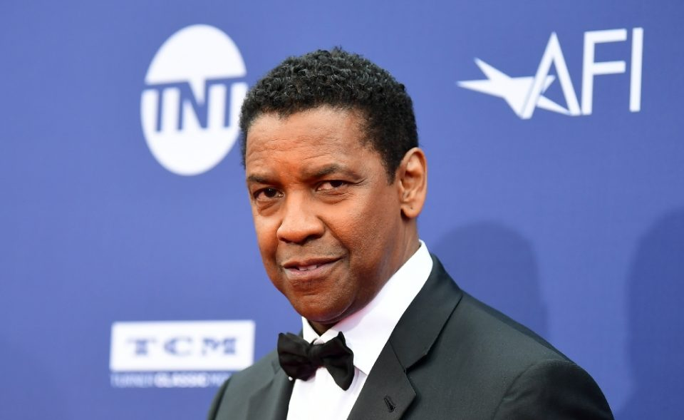 """US actor Denzel Washington was drawn to """"The Little Things"""" as the detective thriller just felt """"different"""" Frederic J. BROWN AFP/File"""