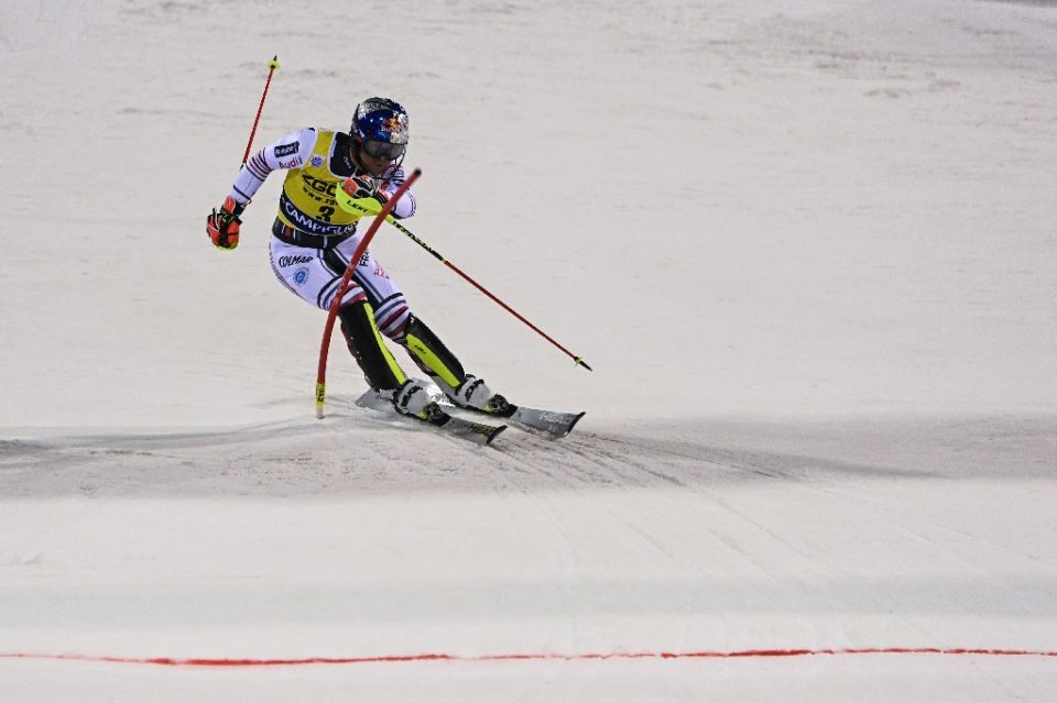 Slalom specialist Alexis Pinturault competes leads the World Cup - ANDREAS SOLARO / ©AFP