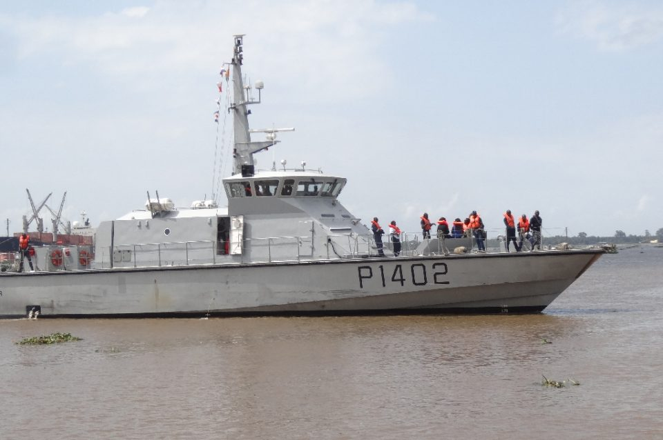 The Gulf of Guinea is considered among the world's most dangerous waters for piracy - PATRICK FORT / ©AFP